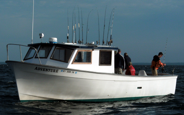 Rhode island charter boats fishing charters on the for Ri fishing charters