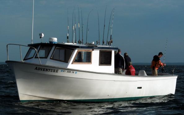 Rhode island charter boats fishing charters on the for Ri fishing regulations