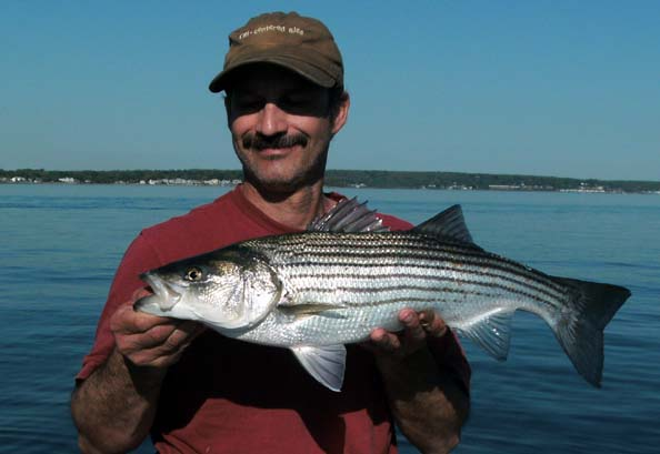 Adventure charters fishing trip photograph gallery for Rhode island saltwater fishing license