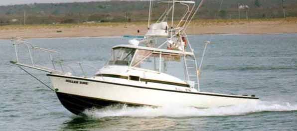 Rhode island charter boats fishing charters on the for Rhode island saltwater fishing regulations