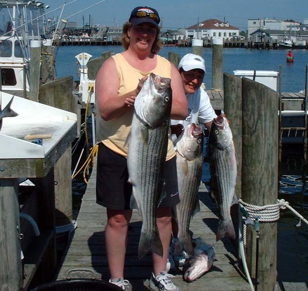 Rhode island fishing pictures 2005 for Rhode island saltwater fishing regulations