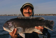 Rhode island totaug and blackfish fishing charters a k a for Rhode island saltwater fishing license