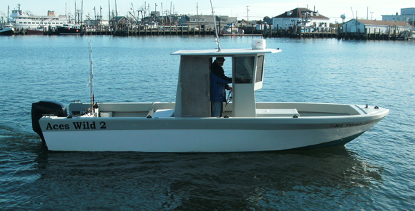 The reinell 25 39 rhode island charter fishing boat for for Rhode island saltwater fishing regulations